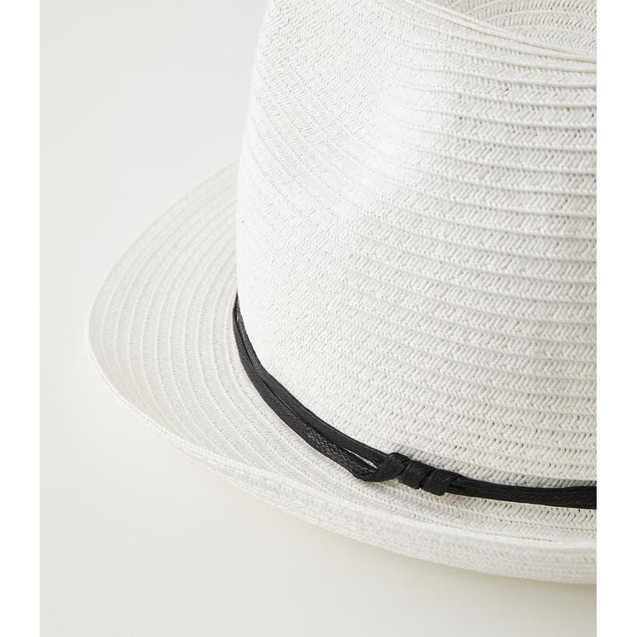 HIGH BACK BRAID HAT 5