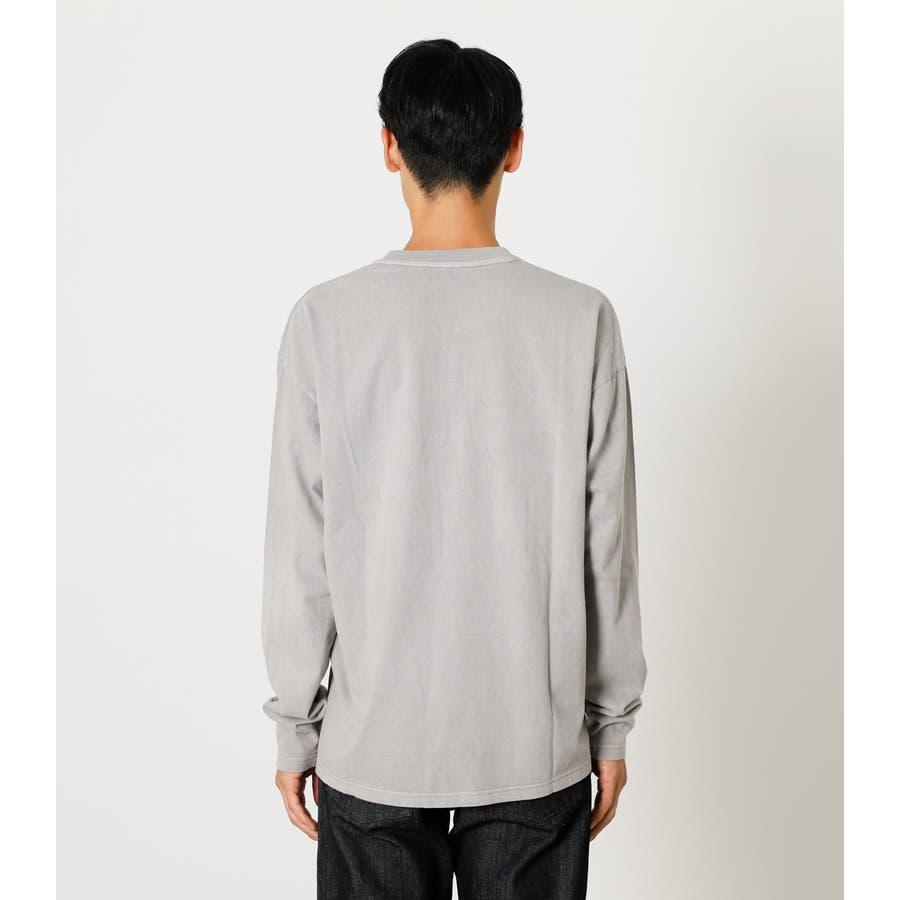 PIGMENT HENLEY LONG TEE/ピグメントヘンリーロングTシャツ 7