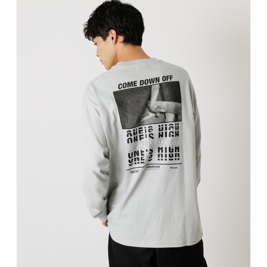 ONE'S HIGH LONG TEE/ワンズハイロングTシャツ 1