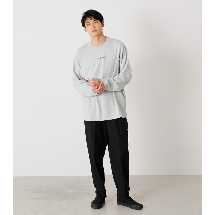 ONE'S HIGH LONG TEE/ワンズハイロングTシャツ 4