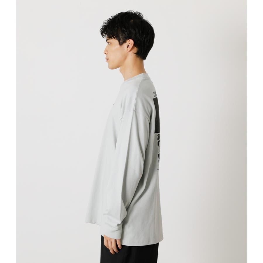 ONE'S HIGH LONG TEE/ワンズハイロングTシャツ 6