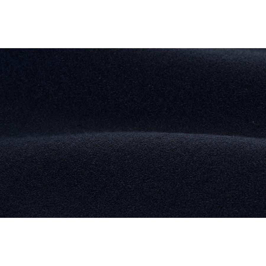 お受験スーツ 国産高品質ウール100%純日本製アシンメトリカラーアンサンブル 8
