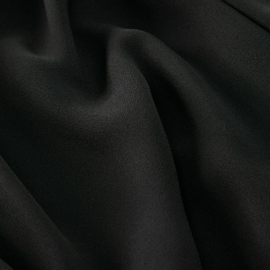ヨークレース使いの羽織ジャケット 110025646 喪服 ブラックフォーマル 礼服 羽織りジャケット 6