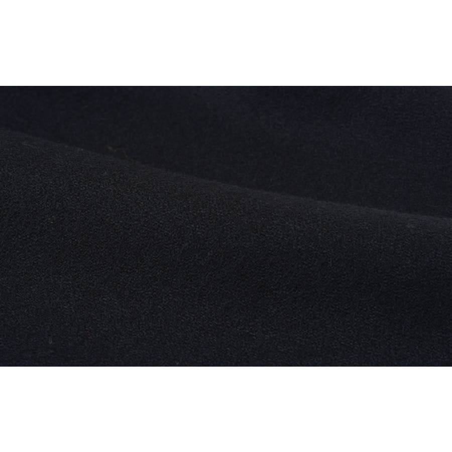 純国産 ウール100%ラウンドテーラード3つボタンジャケットお受験アンサンブル(160711489)入園式 卒園式 ママ服 卒業式 入学式 七五三 大きいサイズ フォーマル 8