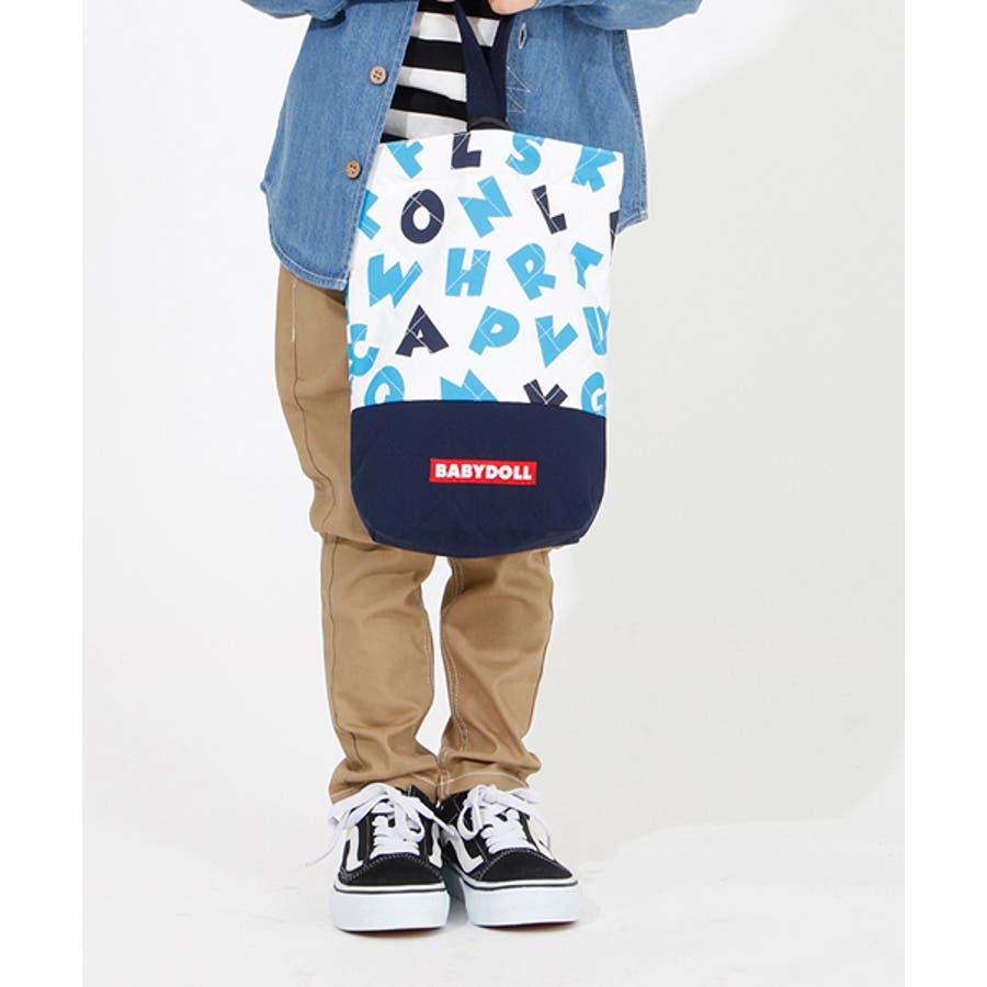 シューズバッグ 3503 ベビードール BABYDOLL 子供服 雑貨 鞄 ベビー キッズ 男の子 女の子 108