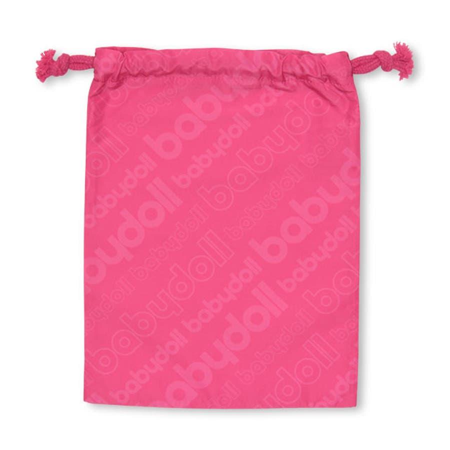 ロゴ 巾着 Mサイズ 108