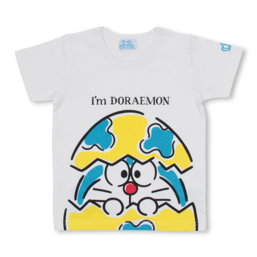 ドラえもん 恐竜 Tシャツ 4097K ベビードール BABYDOLL 子供服 ベビー キッズ 男の子 女の子 8
