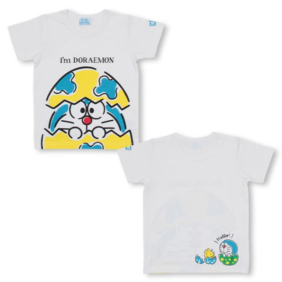 ドラえもん 恐竜 Tシャツ 4097K ベビードール BABYDOLL 子供服 ベビー キッズ 男の子 女の子 3