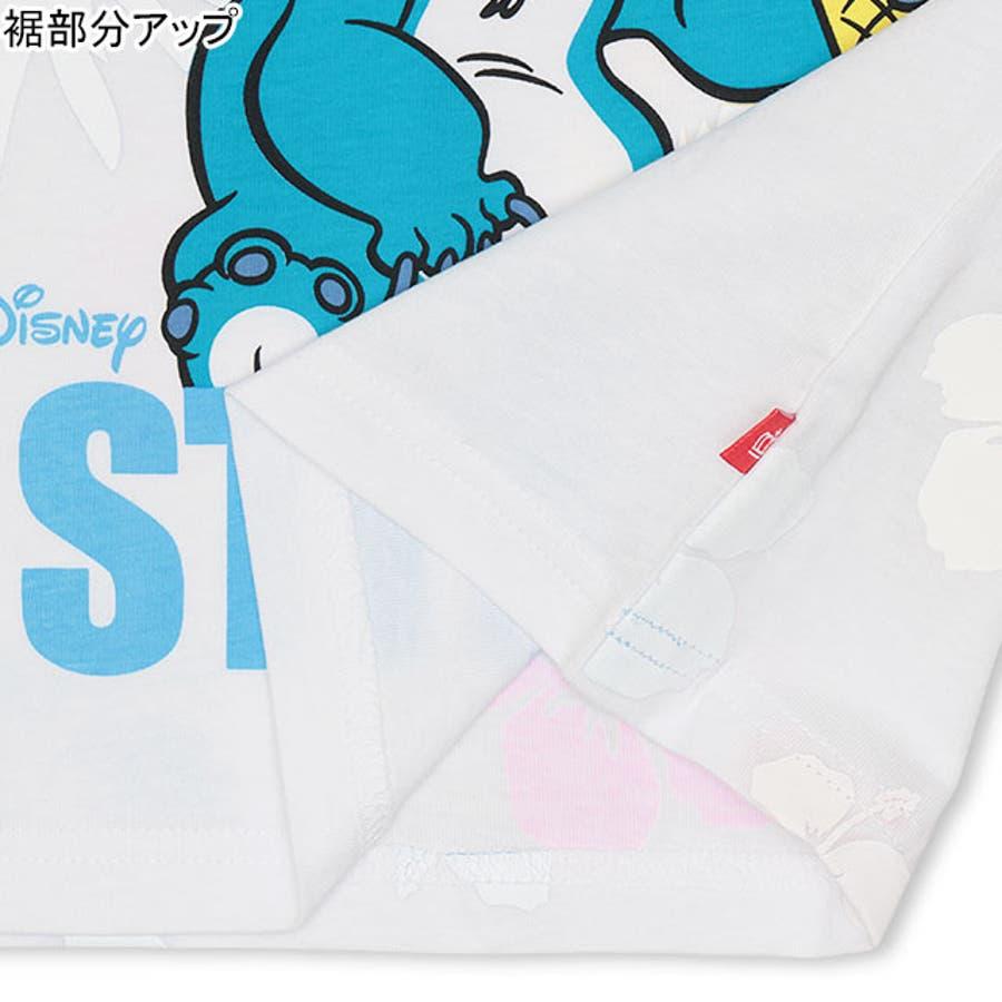 水に濡れるとデザインが変わる!! 親子お揃い ディズニー ウォーター マジック Tシャツ 4023K 6