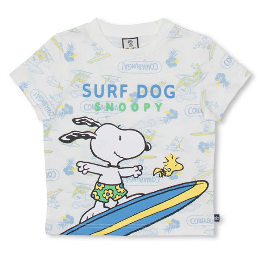 通販限定 スヌーピー Tシャツ 4057K ベビードール BABYDOLL 子供服 ベビー キッズ 男の子 女の子 8