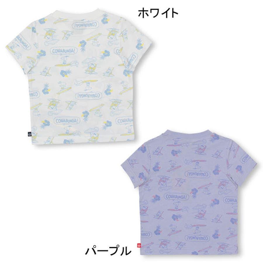 通販限定 スヌーピー Tシャツ 4057K ベビードール BABYDOLL 子供服 ベビー キッズ 男の子 女の子 4