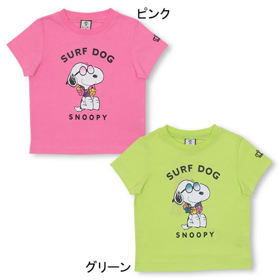 通販限定 スヌーピー Tシャツ 4058K ベビードール BABYDOLL 子供服 ベビー キッズ 男の子 女の子 3
