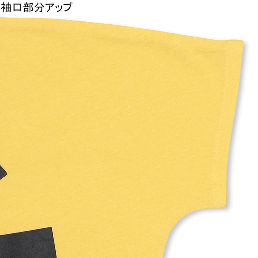 親子お揃い ミニオン BIGキャラクタードルマン Tシャツ 4168K ベビードール BABYDOLL 子供服 ベビー キッズ 男の子女の子 7