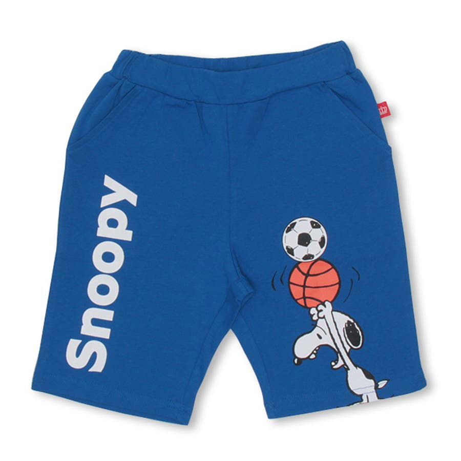 通販限定 スヌーピー スポーツ ハーフパンツ 4233K ベビードール BABYDOLL 子供服 ベビー キッズ 男の子 女の子 108