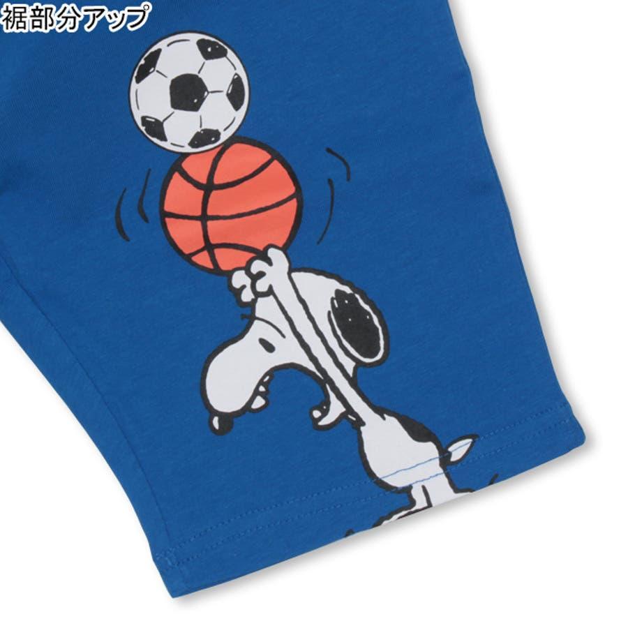 通販限定 スヌーピー スポーツ ハーフパンツ 4233K ベビードール BABYDOLL 子供服 ベビー キッズ 男の子 女の子 6