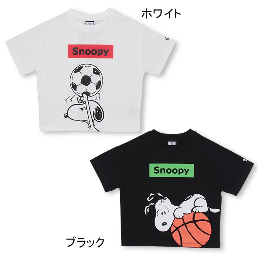 通販限定 スヌーピー スポーツ Tシャツ 4234K ベビードール BABYDOLL 子供服 ベビー キッズ 男の子 女の子 3