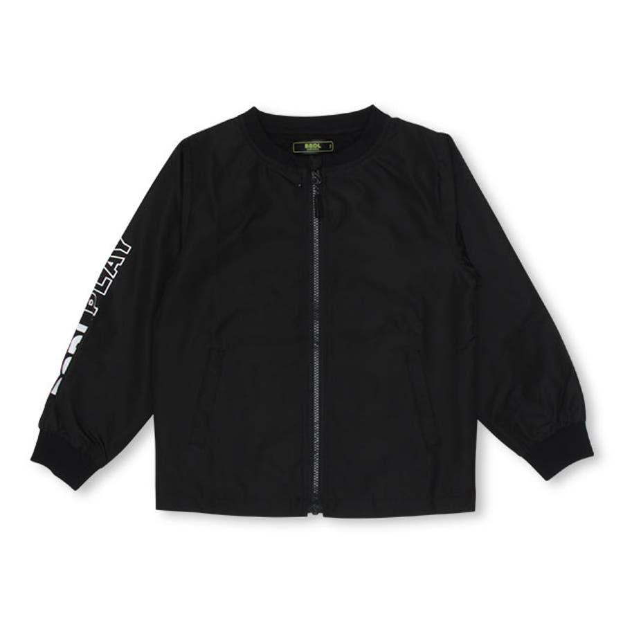 BBDL(ビー・ビー・ディー・エル) ノーカラー ジャケット 3952K ベビードール BABYDOLL 子供服 ベビー キッズ男の子 女の子 108