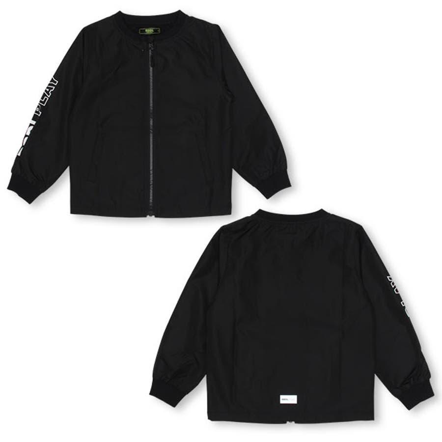 BBDL(ビー・ビー・ディー・エル) ノーカラー ジャケット 3952K ベビードール BABYDOLL 子供服 ベビー キッズ男の子 女の子 3