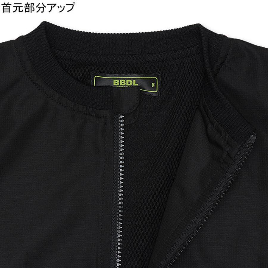 BBDL(ビー・ビー・ディー・エル) ノーカラー ジャケット 3952K ベビードール BABYDOLL 子供服 ベビー キッズ男の子 女の子 5