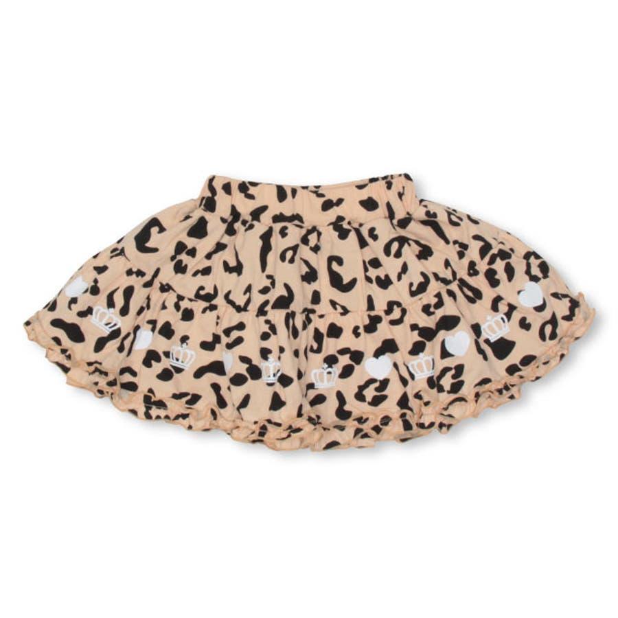 総柄 ボリューム スカート 4227K ベビードール BABYDOLL 子供服 ベビー キッズ 男の子 女の子 108