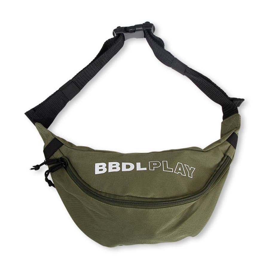 BBDL(ビー・ビー・ディー・エル) ウエストポーチ 4360 ベビードール BABYDOLL 子供服 ベビー キッズ 男の子 女の子雑貨 鞄 108