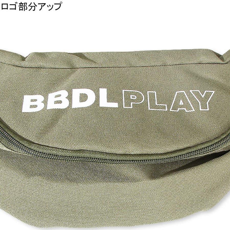 BBDL(ビー・ビー・ディー・エル) ウエストポーチ 4360 ベビードール BABYDOLL 子供服 ベビー キッズ 男の子 女の子雑貨 鞄 7