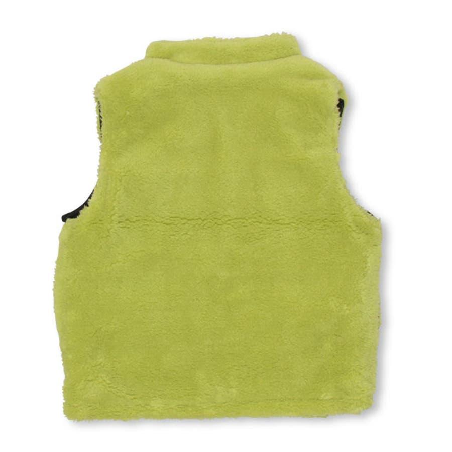 リバーシブル中綿ベスト4460K ベビードール BABYDOLL 子供服 ベビー キッズ 男の子 女の子 10