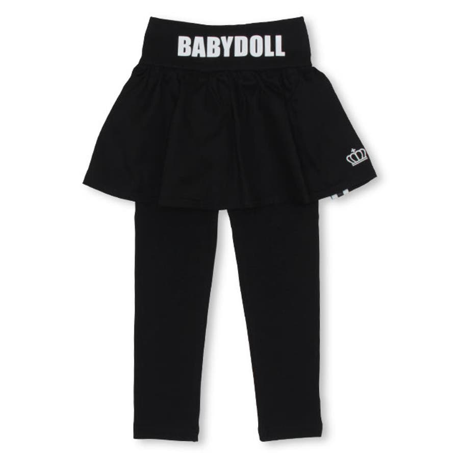 レギンス付デニム スカート 4463K ベビードール BABYDOLL 子供服 ベビー キッズ 男の子 女の子 8