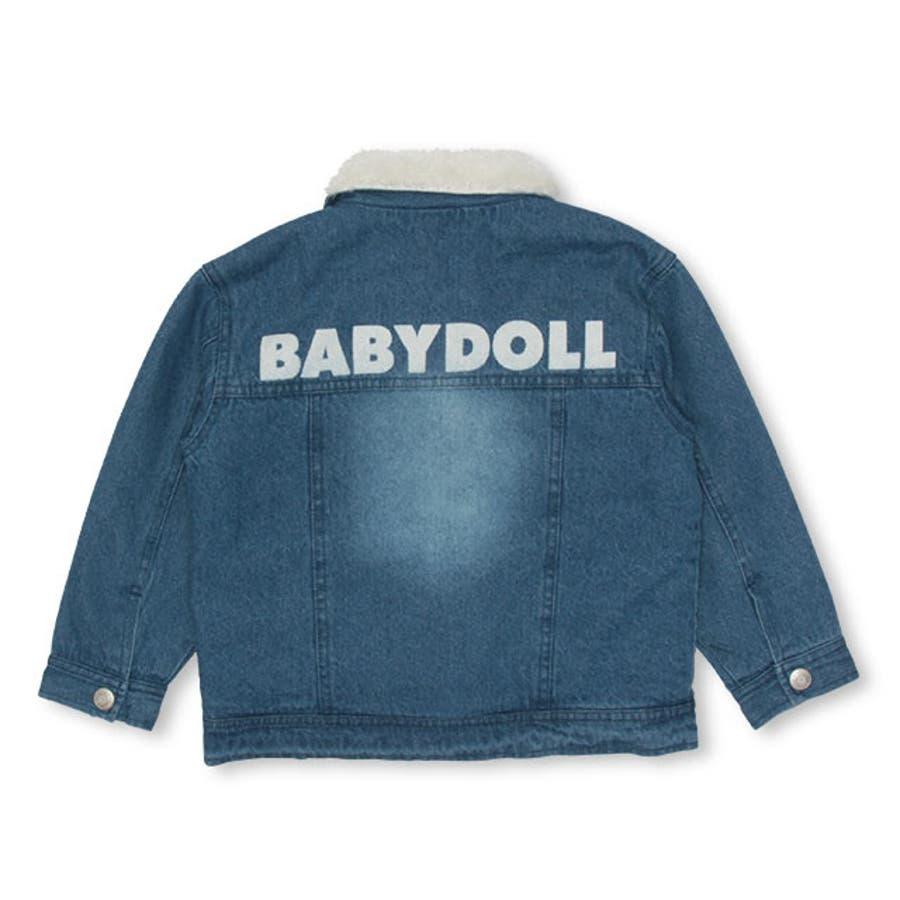 ボアGジャン4471K ベビードール BABYDOLL 子供服 ベビー キッズ 男の子 女の子 9