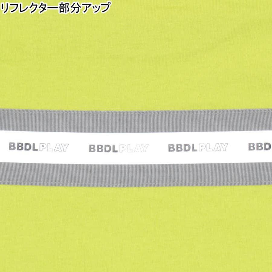 BBDL(ビー・ビー・ディー・エル) ロゴリフレクター ロンT 4551K ベビードール BABYDOLL 子供服 ベビー キッズ男の子 女の子 7