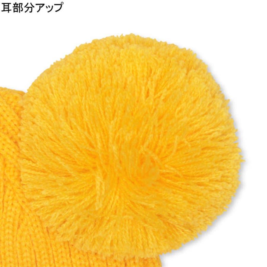 耳付き ニット帽 4621 ベビードール BABYDOLL 子供服 ベビー キッズ 男の子 女の子 6