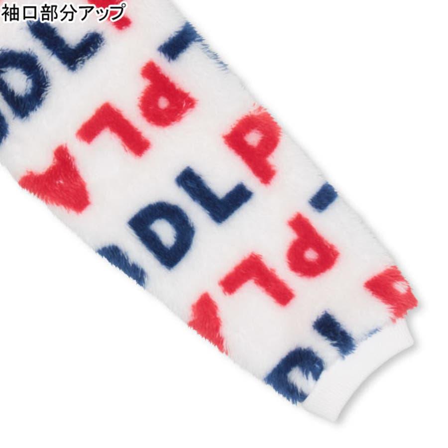 BBDL ロゴ総柄ボア トレーナー 7