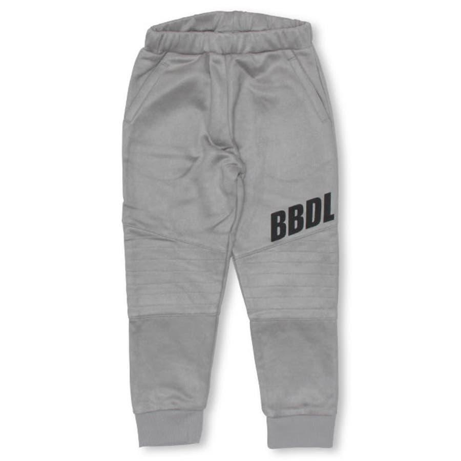 BBDL(ビー・ビー・ディー・エル) 切替 ロングパンツ 4275K (トップス別売) ベビードール BABYDOLL 子供服 キッズ男の子 女の子 108