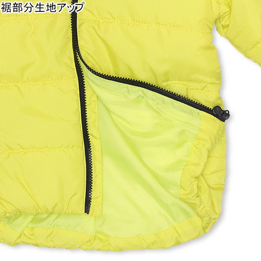 BBDL(ビー・ビー・ディー・エル) ラインロゴ 中綿アウター 4279K ベビードール BABYDOLL 子供服ベビー キッズ男の子 女の子 6