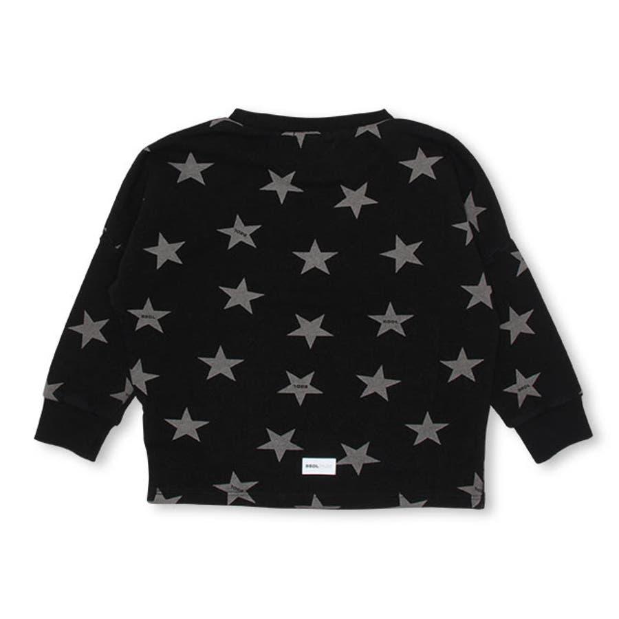 BBDL(ビー・ビー・ディー・エル) 星柄 トレーナー 4398K (ボトム別売) ベビードール BABYDOLL 子供服 キッズ男の子 女の子 10