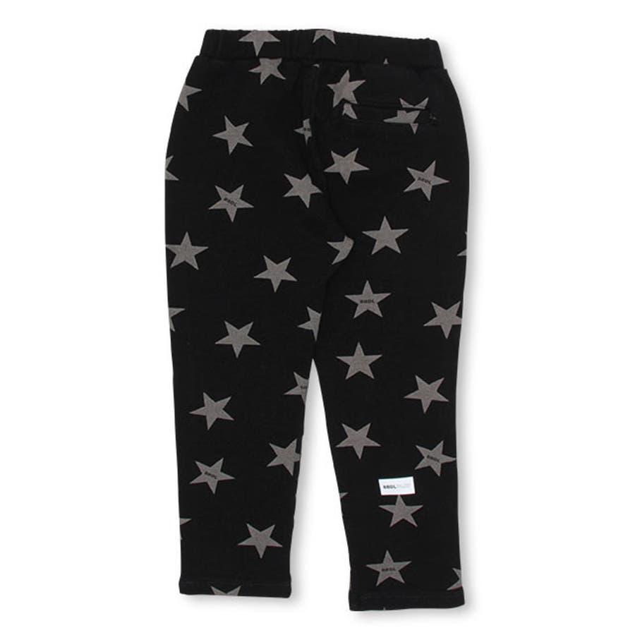 BBDL(ビー・ビー・ディー・エル) 星柄 ストレッチ デニム ロングパンツ4400K (トップス別売) ベビードールBABYDOLL 子供服 キッズ 男の子 女の子 10