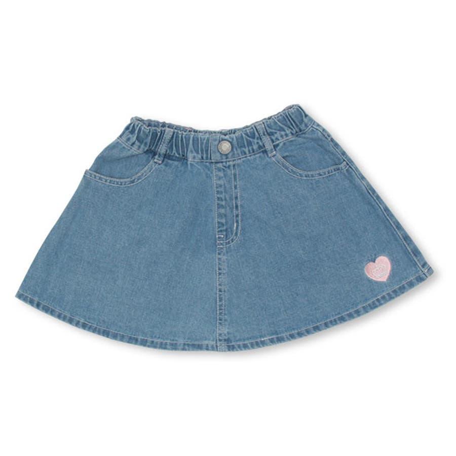 ボアポケット スカート 4541K ベビードール BABYDOLL 子供服ベビー キッズ 女の子 108