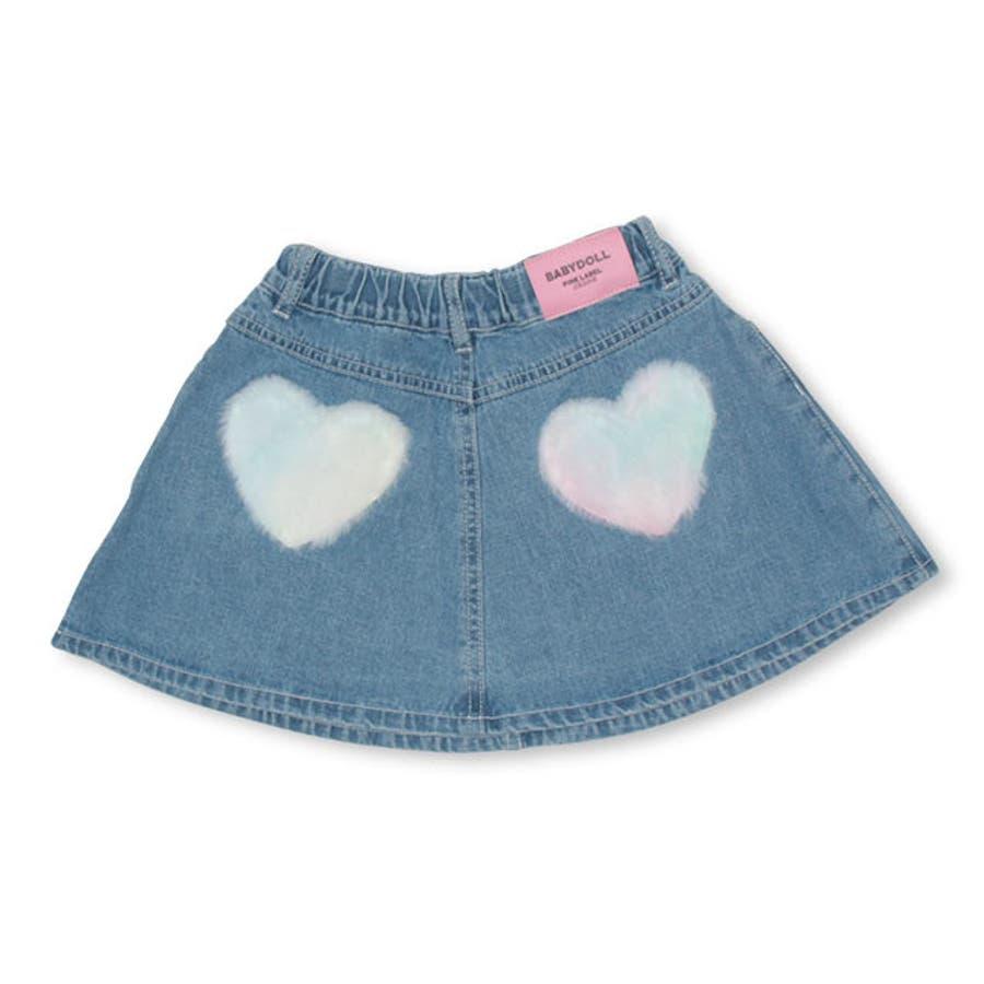 ボアポケット スカート 4541K ベビードール BABYDOLL 子供服ベビー キッズ 女の子 10