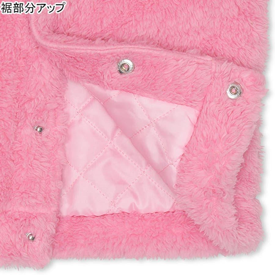 ワッペンシャツ アウター 4542K ベビードール BABYDOLL 子供服ベビー キッズ 女の子 6