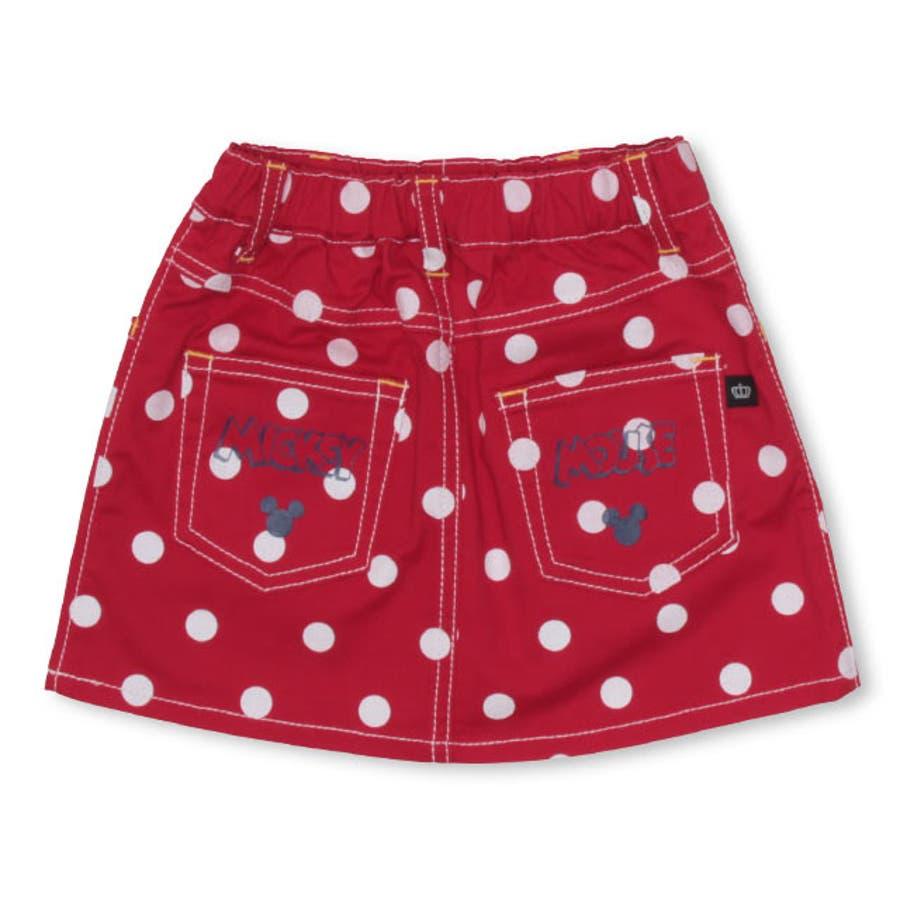 ディズニー ドット スカート 10