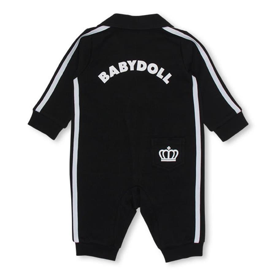 ライダース ロンパース 4666B ベビードール BABYDOLL 子供服 ベビー 男の子 女の子 10