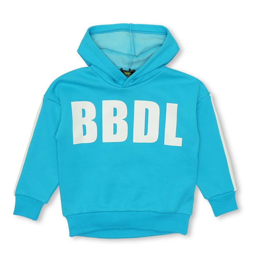BBDL BIGロゴ パーカー 108