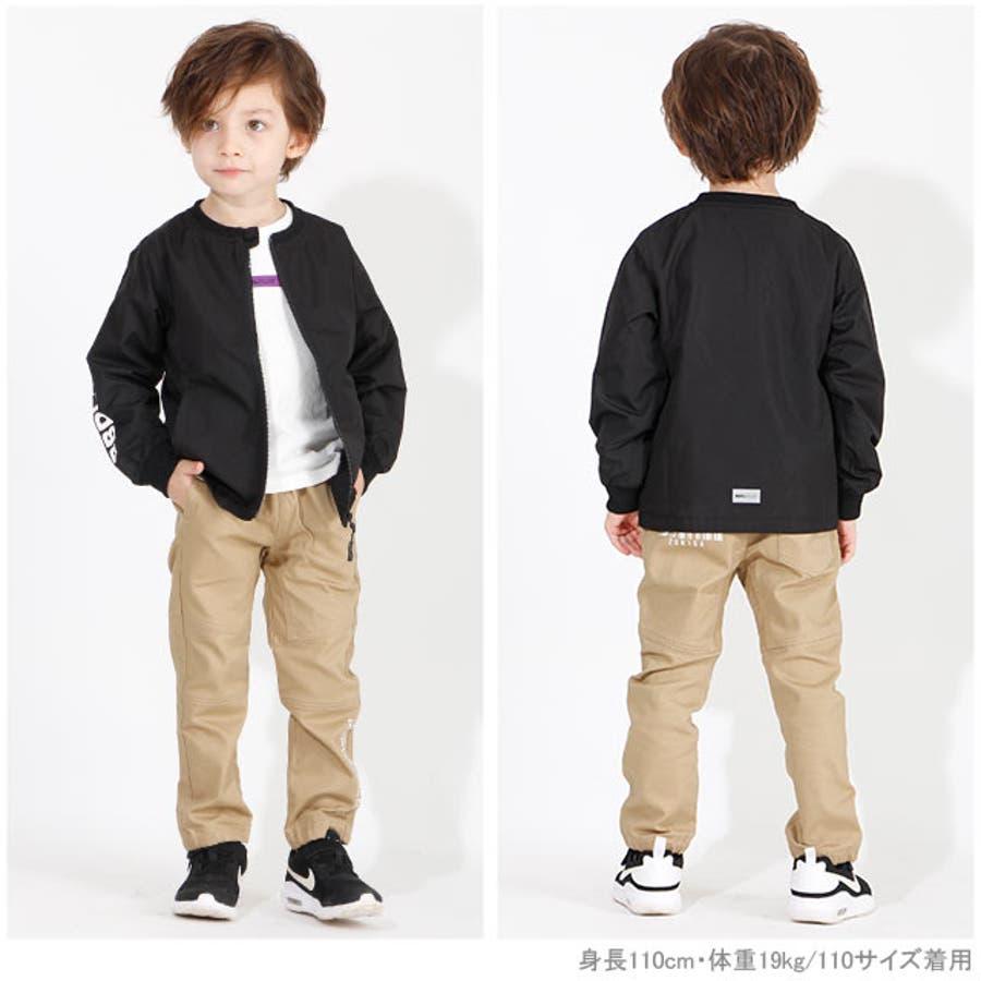 BBDL(ビー・ビー・ディー・エル) ノーカラー ジャケット 3952K ベビードール BABYDOLL 子供服 ベビー キッズ男の子 女の子 2