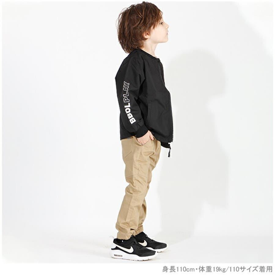 BBDL(ビー・ビー・ディー・エル) ノーカラー ジャケット 3952K ベビードール BABYDOLL 子供服 ベビー キッズ男の子 女の子 10