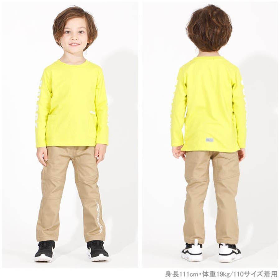 BBDL(ビー・ビー・ディー・エル) ポケット ロンT 4257K ベビードール BABYDOLL 子供服 ベビー キッズ 男の子女の子 2