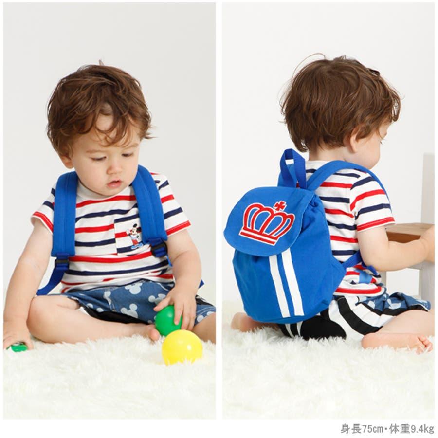 ベビーリュック4315 ベビードール BABYDOLL ベビー キッズ 男の子 女の子 雑貨 鞄 2
