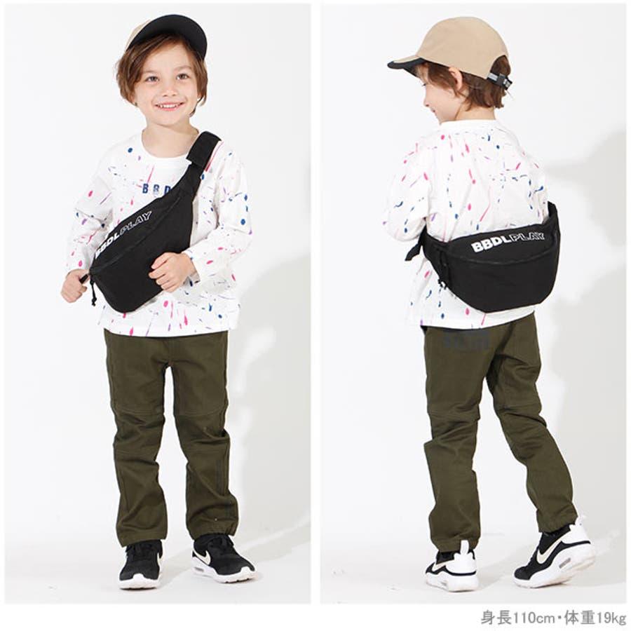 BBDL(ビー・ビー・ディー・エル) ウエストポーチ 4360 ベビードール BABYDOLL 子供服 ベビー キッズ 男の子 女の子雑貨 鞄 2
