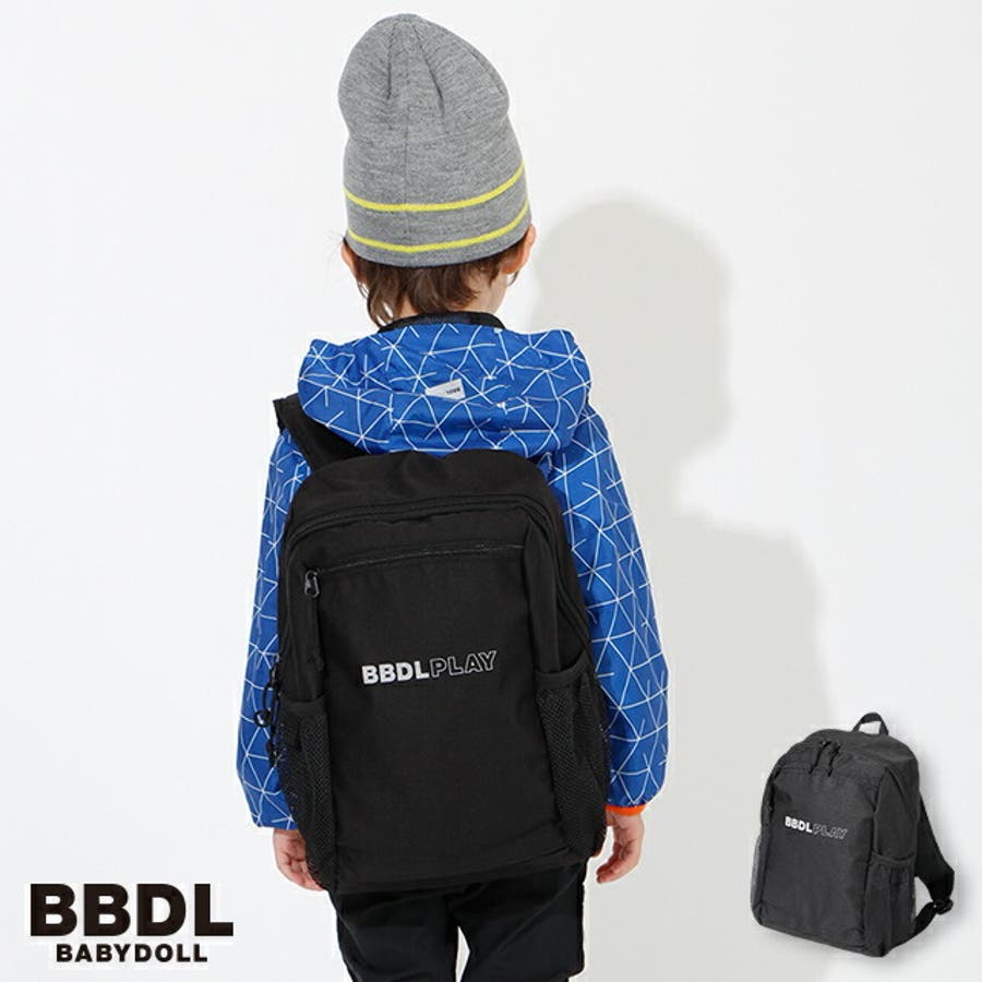 BBDL(ビー・ビー・ディー・エル) リュック 4357 ベビードール BABYDOLL 子供服 ベビー キッズ 男の子 女の子 雑貨 1