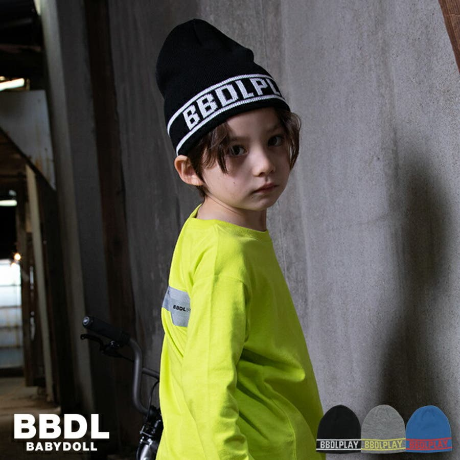 BBDL(ビー・ビー・ディー・エル) ビーニー 4364 ベビードール BABYDOLL 子供服 ベビー キッズ 男の子 女の子 雑貨鞄 1