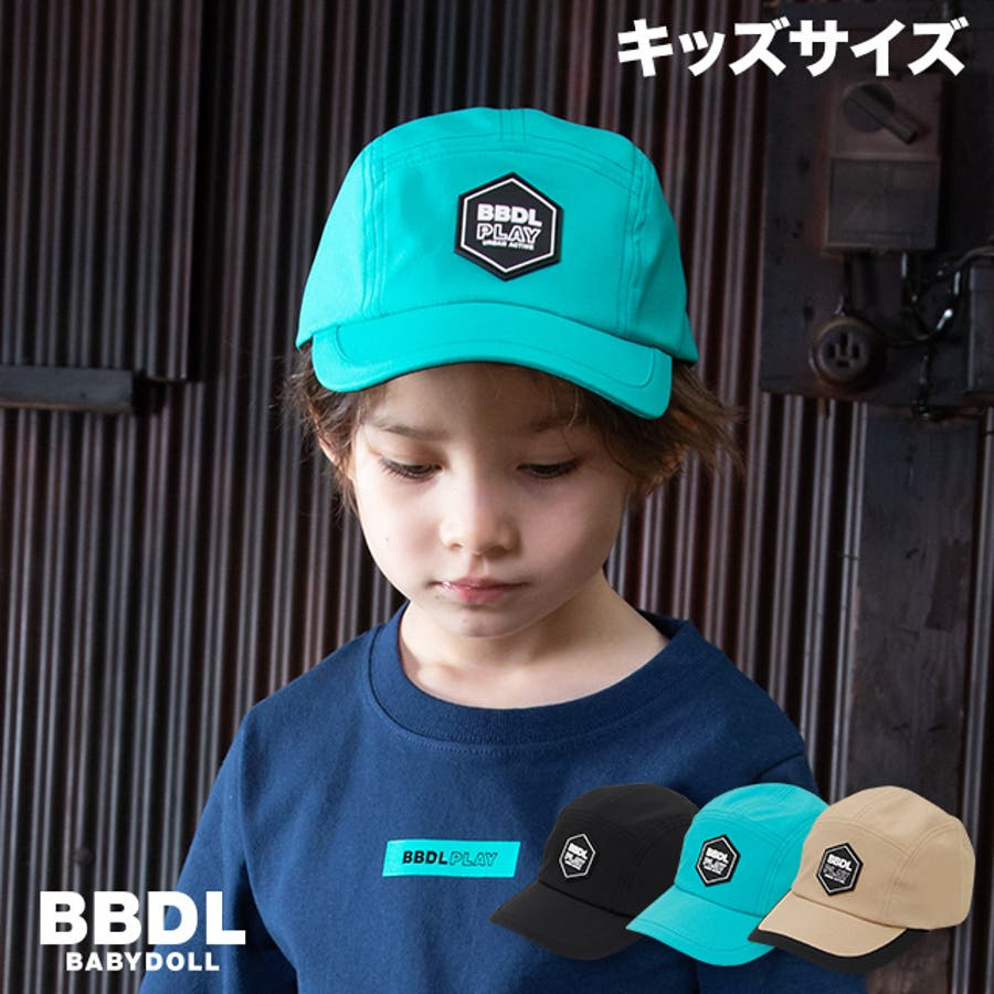 BBDL(ビー・ビー・ディー・エル) キャップ 4366 ベビードール BABYDOLL 子供服 ベビー キッズ 男の子 女の子 雑貨 1